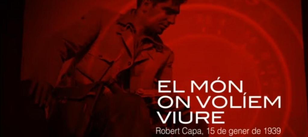 Locución para Documental en catalán
